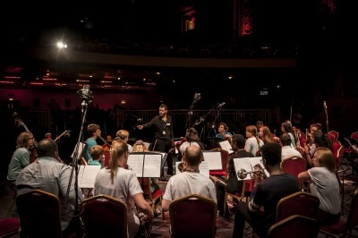 Newham Youth Fest youth orchestra
