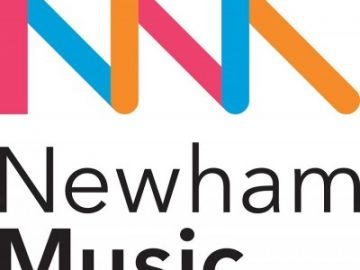 Newham Music Primary Logo