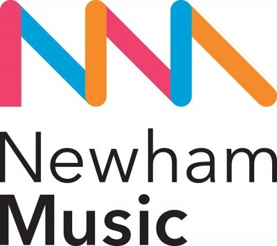 Newham Music Primary Logo