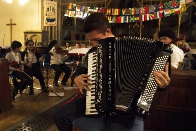 Roma Bridging Sounds Orchestra, Fabian