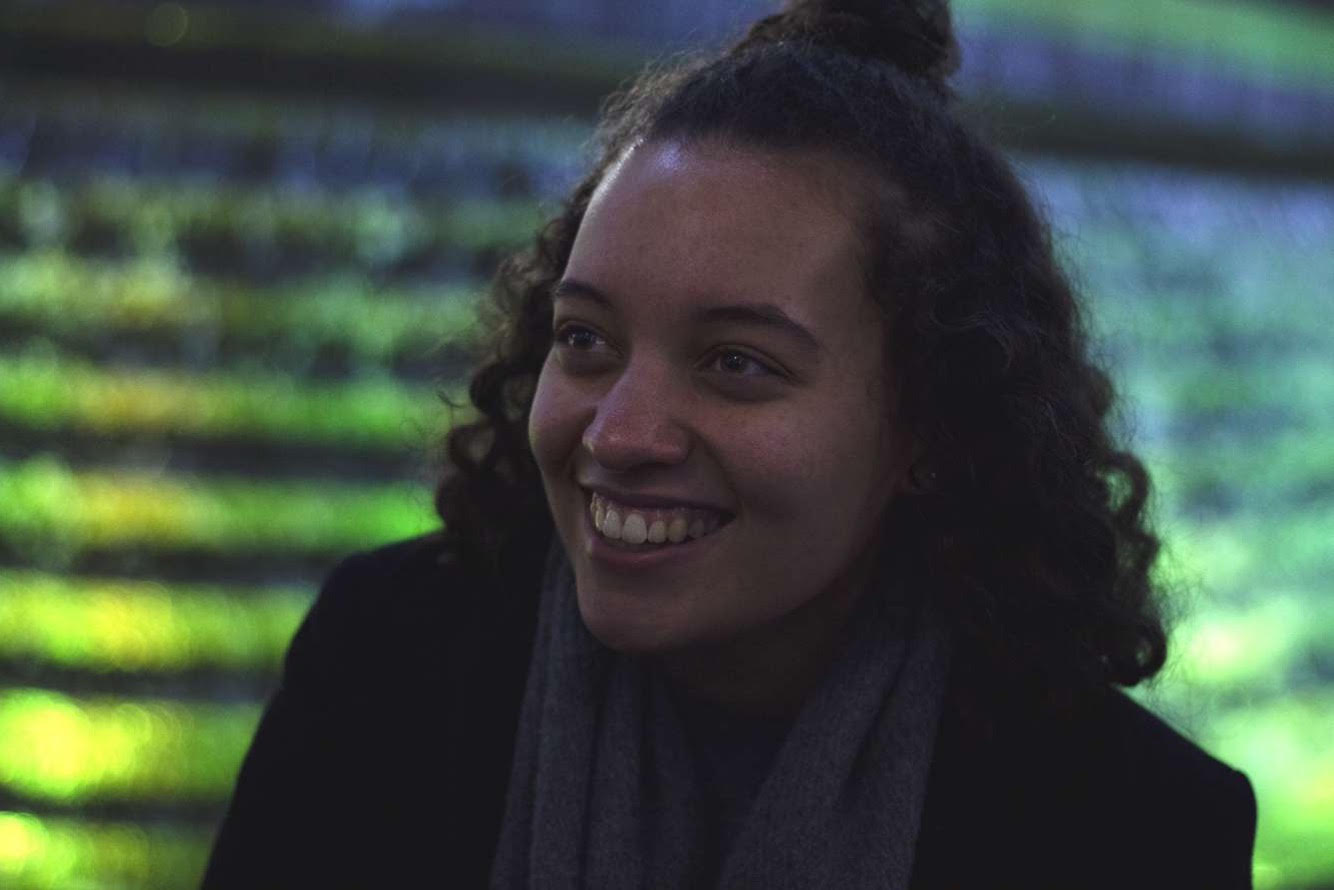 A photo of new Newham Music Teacher Charlotte Venn